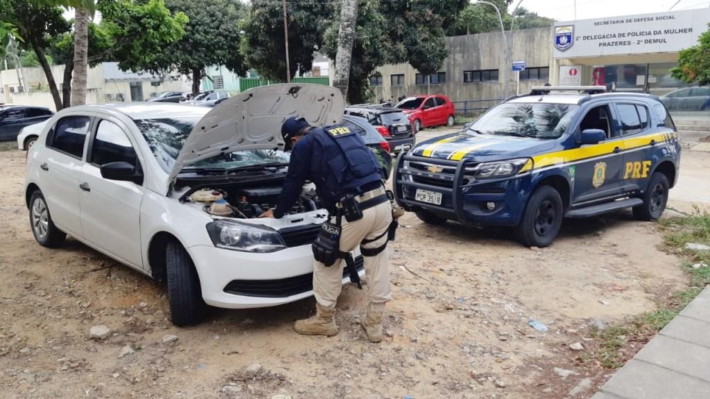 Recuperação de veículos roubados aumenta 54% nas rodovias federais de Pernambuco