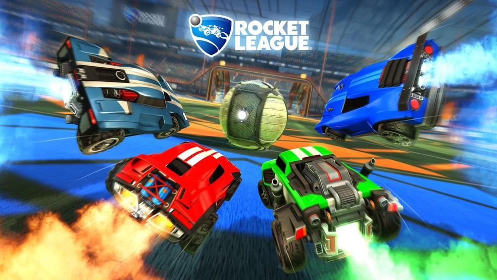 Rocket League liberado grátis