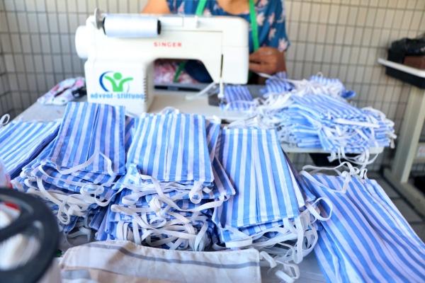 Da Suíça, Advent-Stiftung envia ajuda para comunidades de Pernambuco durante pandemia