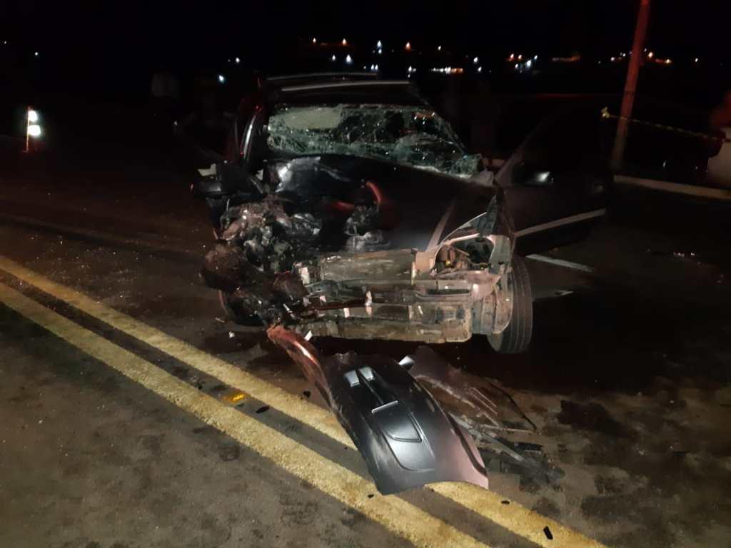 Adolescente morre em acidente na BR-232 em Pesqueira