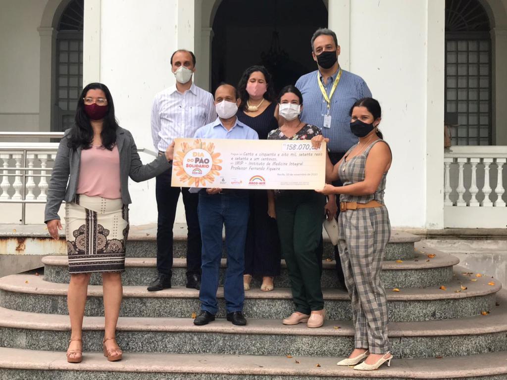 Dia do Pão Solidário supera expectativas e doação beneficia o Imip