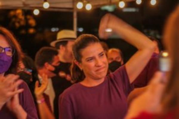 Raquel Lyra é reeleita prefeita de Caruaru, com 66,86%