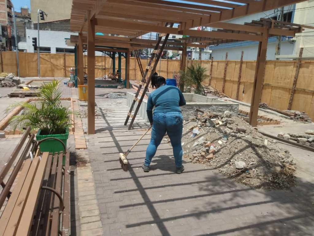 Parceria entre a SJDH e a Prefeitura de Caruaru amplia número de reeducandos trabalhando