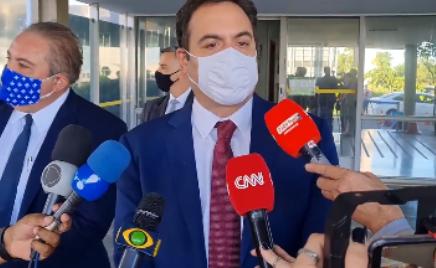 Governador de Pernambuco visita Ministério da Saúde
