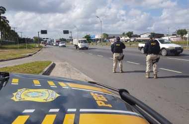 PRF intensifica fiscalização durante Operação Fim de Ano em Pernambuco