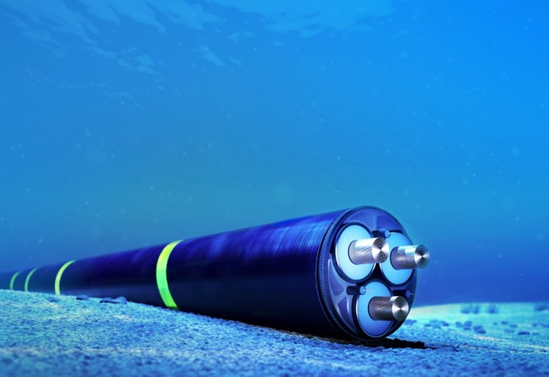 Governo anuncia lançamento de cabo submarino entre Brasil e Europa