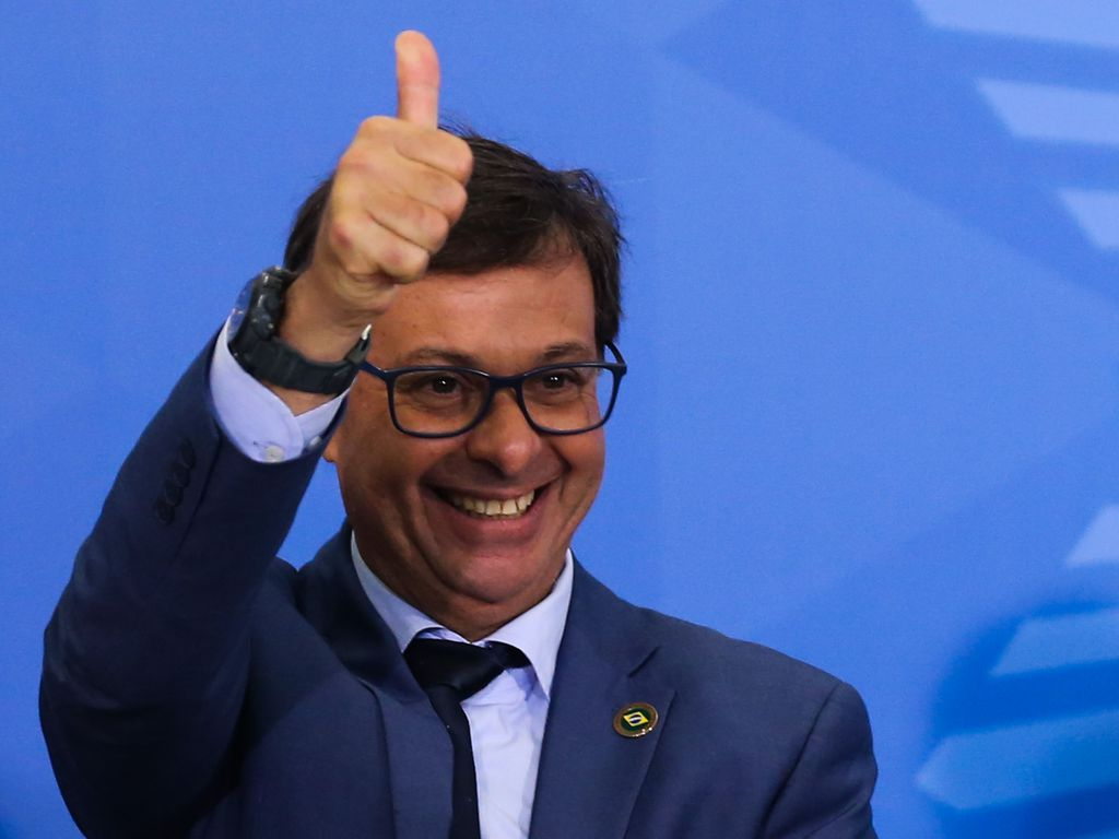 Tá estourado: Gilson Machado Neto o novo ministro do turismo do Brasil