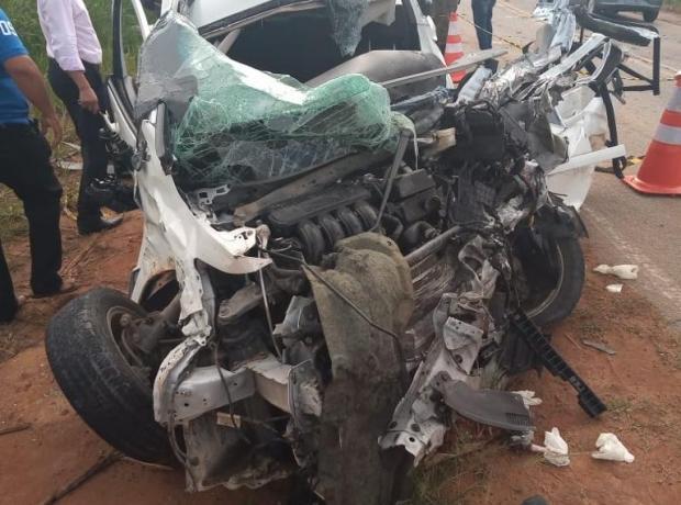 Cantora gospel sofre terrível acidente na zona da mata de Pernambuco