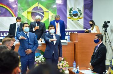 Diogo Alexandre faz história e é empossado para quarto mandato à frente da Prefeitura de Chã Grande