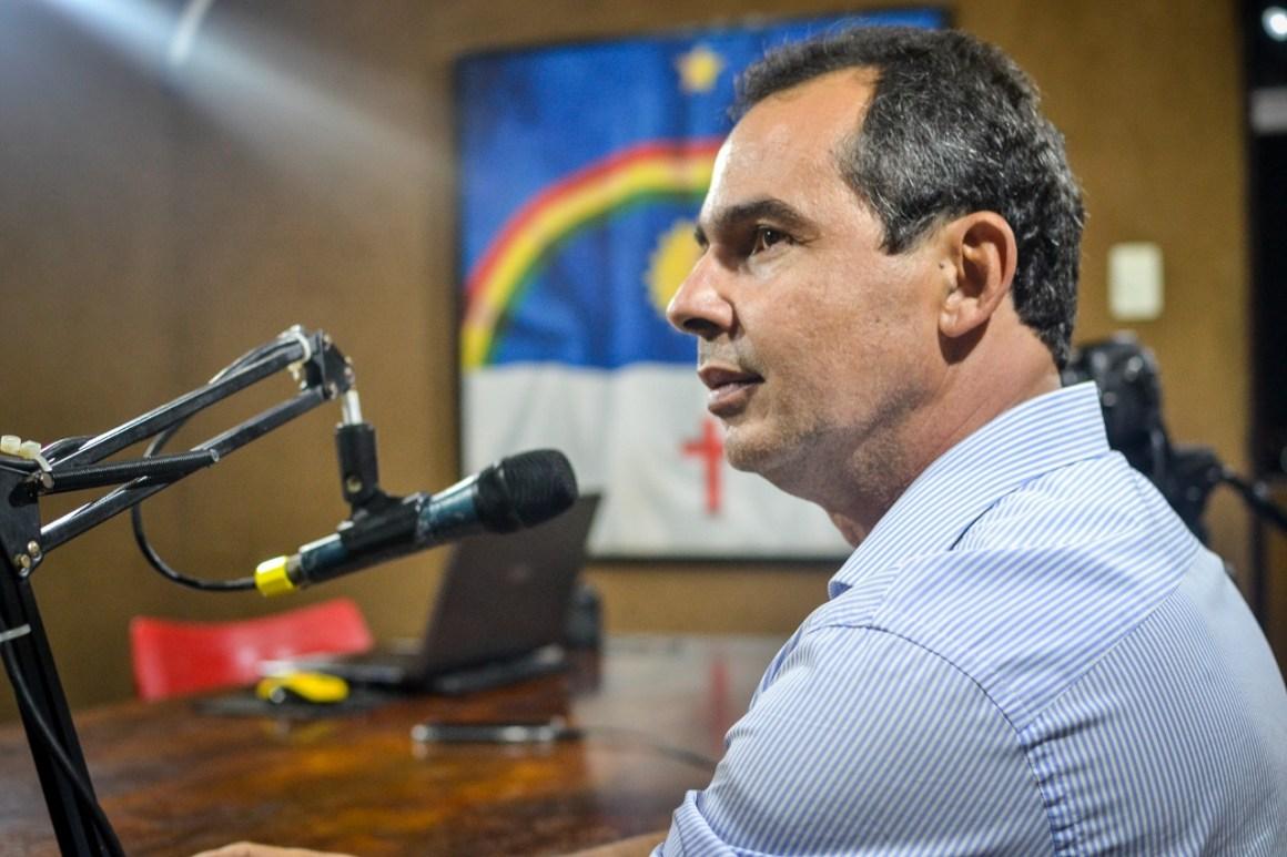 Secretário de Turismo e vice-prefeito de Gravatá é entrevistado no Programa Jota Silva