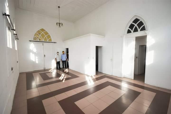 Gravatá: Joaquim Neto não levou nada da prefeitura, foi o padre que mandou retirar