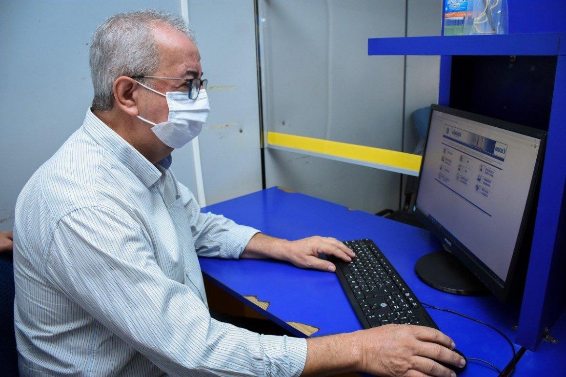 Secretarias municipais de Gravatá recebem novos computadores