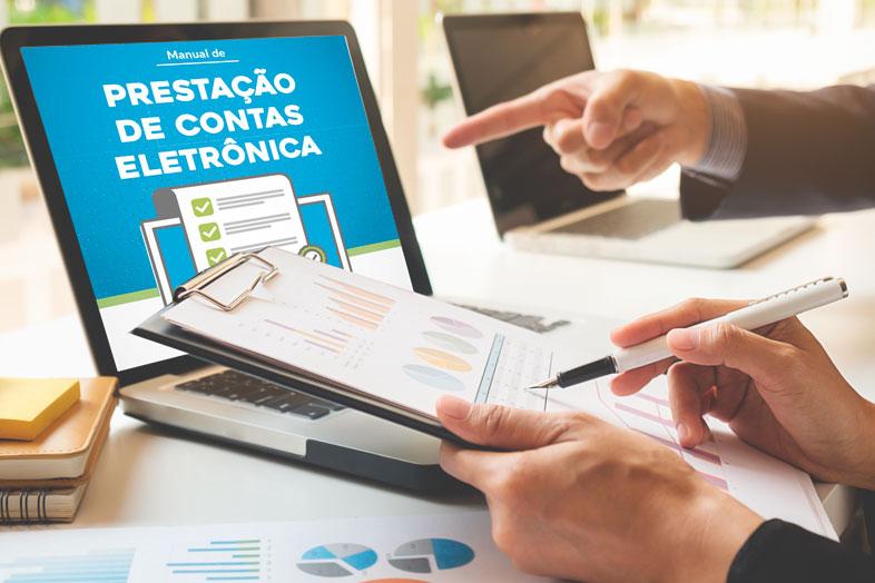 SCGE lança Manual de Prestação de Contas Eletrônica