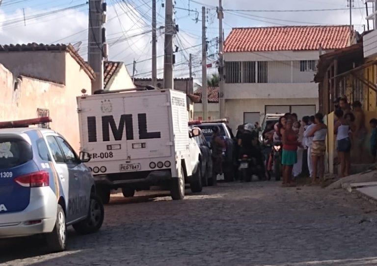 Registrados 34 assassinatos em Pernambuco no fim de semana
