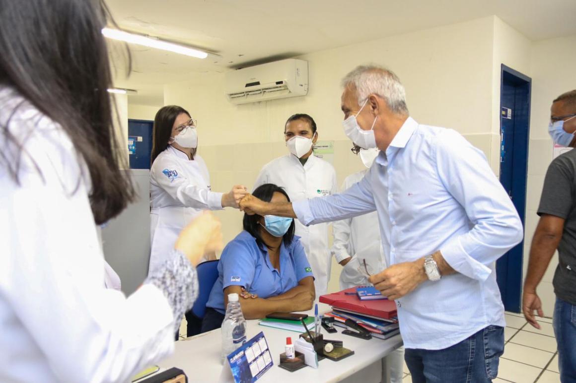Vitória de Santo Antão: Programa Saúde Até Mais Tarde é iniciado na Bela Vista