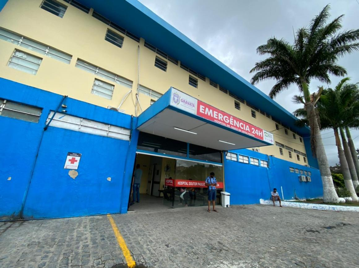 Gravatá: Secretário executivo de saúde age rápido e consegue transferência de paciente do HDPVP