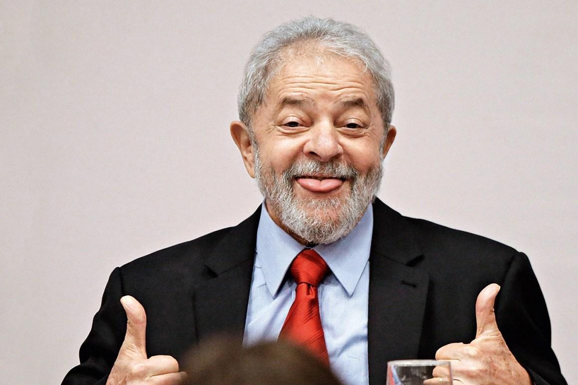 Lula vai para o trends topics da GOOGLE e Twitter com quase 1 milhão de pesquisas e citações