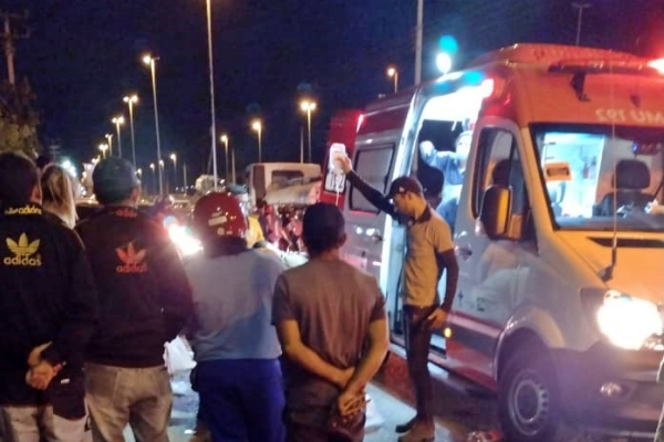 Gravatá: carroceiro é atropelado na via local da BR-232