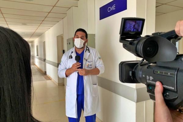 Hospital Regional de Palmares amplia 10 novos leitos de UTI para o enfrentamento da Covid-19