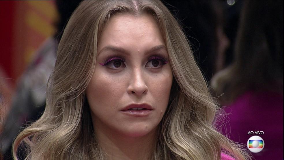 Ex-chiquititas, Carla Diaz, é eliminada do BBB21 com diferença de 0,51%