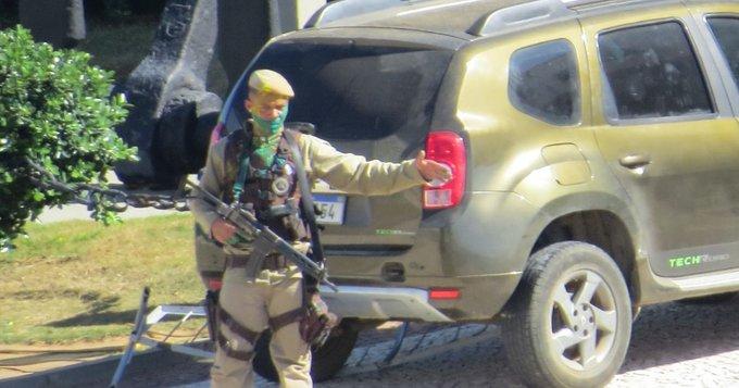 Soldado é baleado pela PM e morre após efetuar disparos contra o BOPE em Salvador
