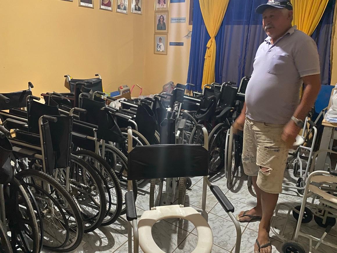 Rotary Club Gravatá tem um presidente humilde e muito trabalhador; veja o que esse homem fez
