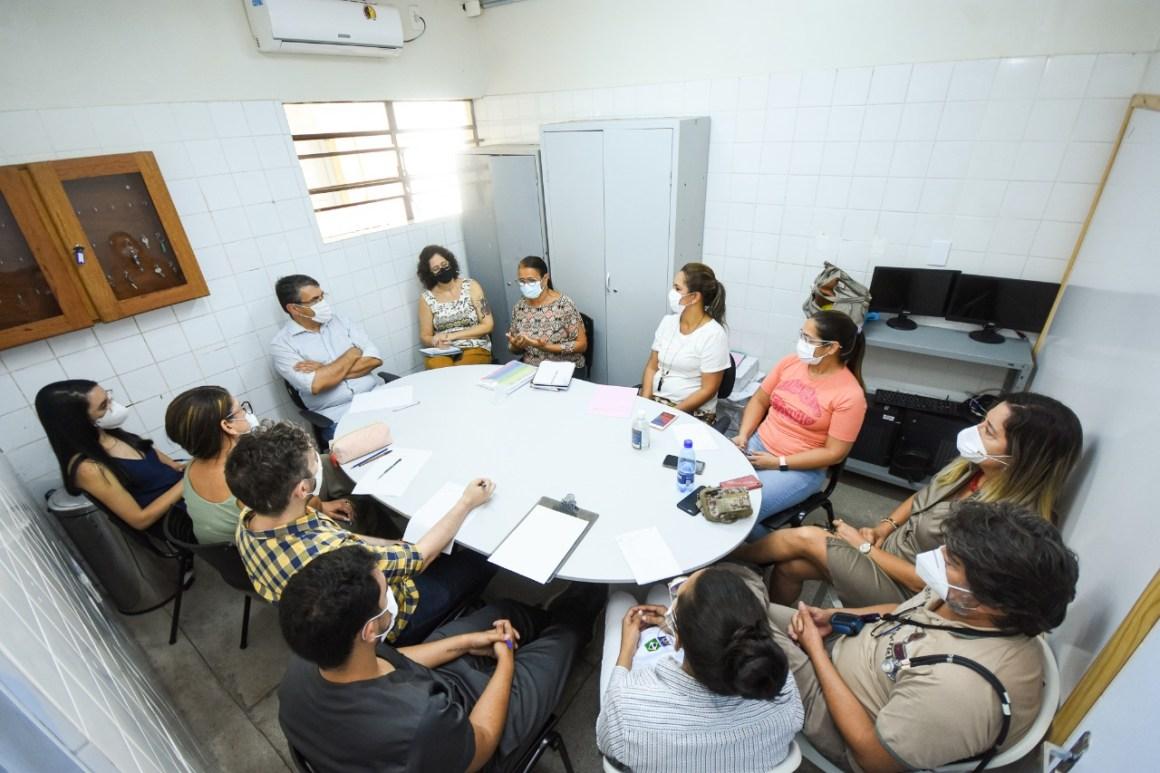 Prefeitura de Gravatá e IV GERES realizam reunião para tratar da UTI do Hospital Dr. Paulo da Veiga Pessoa