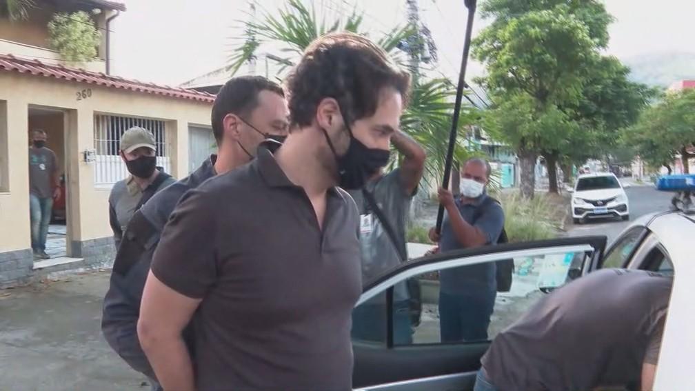 Vereador preso suspeito por atrapalhar investigação da morte do enteado encontrado morto