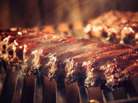 churrasco porco