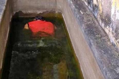 homem morre afogado cupira
