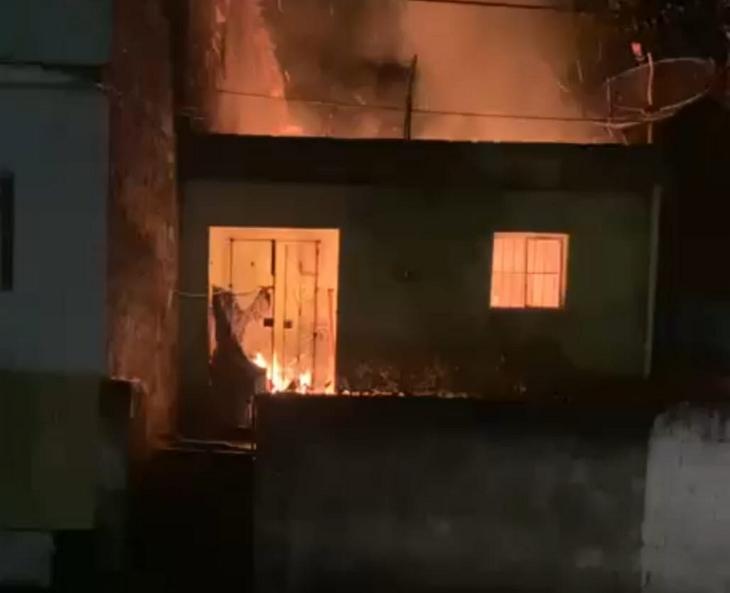 incendio agua preta agreste violento 1
