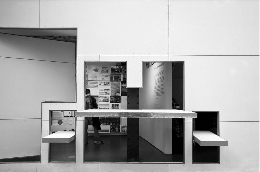 Storefront For Art Architecture Pernilla Ohrstedt Studio