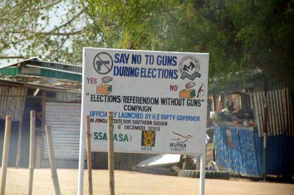 Wybory i referendum w Południowym Sudanie