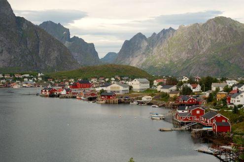 Lofoty, najpiękniejsze wyspy w Północnej Europie. (Fot. Andrzej Juda)