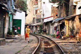 Sypmatyczna dzielnica Hanoi. (www.loswiaheros.pl)