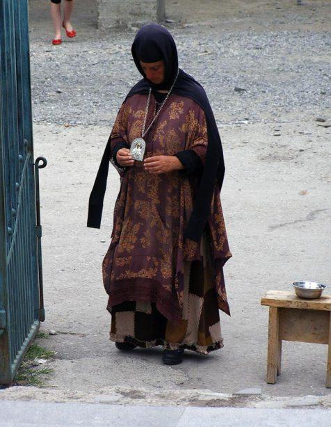 Gruzja uznawana jest za jedną z kolebek chrześcijaństwa. (Fot. Wioletta Kubiczek)