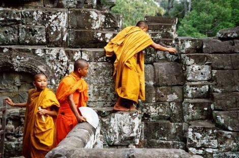 W Azji świat kręci się zupełnie inaczej i to mnie po prostu fascynuje... (Fot. Tomek Michniewicz)