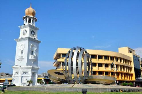 Malezja - George Town. (Fot. Andrzej Budnik)