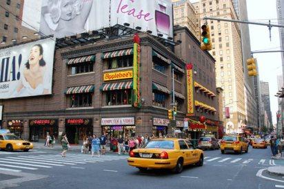 Będąc w Nowzm Jorku przynajmniej raz pojedź gdzieś żółtą taksówką. (Fot. Pawe Bielecki)