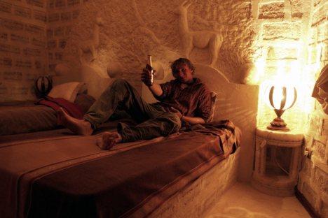Szczęśliwe zakończenie w solnym hotelu z piwkiem w ręku :) (Fot. Kuba Fedorowicz)