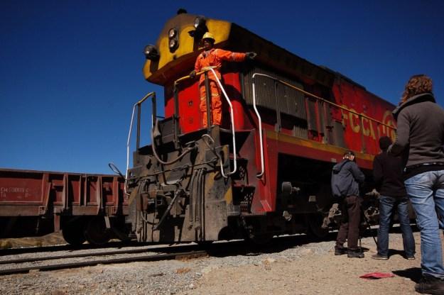 Podróż pociągiem jest doskonałym sposobem na przekrojowe poznanie urody peruwiańskich gór. (Fot. Joanna M. Chrzanowska)