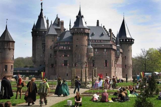 W Holandii, dwa razy do roku, odbywa się największy europejski konwent fantasy – Elf Fantasy Fair. (Fot. Agnieszka Zakrzewska)