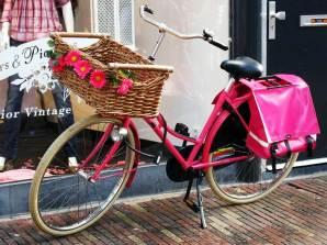 Holandia to kraj stworzony do rowerowych wycieczek. (Fot. Agnieszka Zakrzewska)