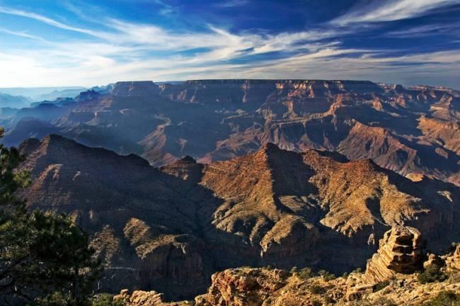Sławny na cały świat Grand Canyon. (Fot. Mariusz jajesniak)