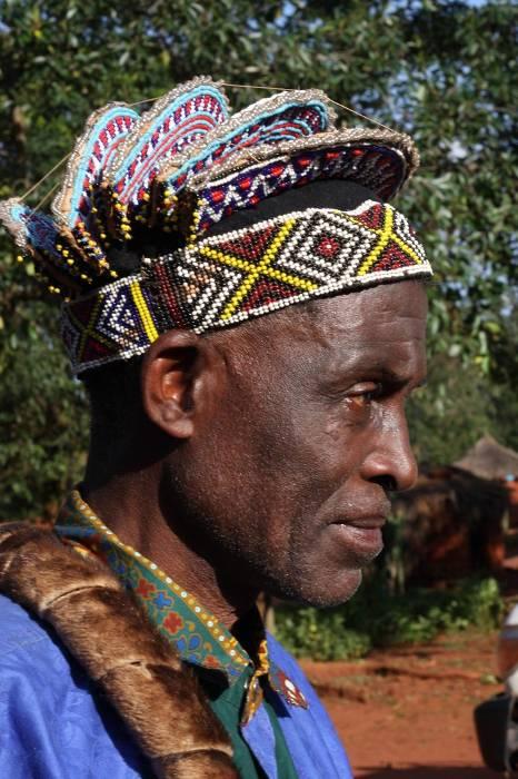 Minister Wojny kongijskiego ludu Lulunda