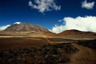 Droga na szczyt nas zaskoczyła... Całe szczęście piękna przyrody nie zmienią żadne przepisy. (Fot. M. Kruczyk)
