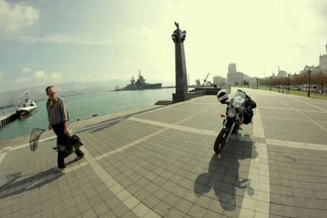 W drodze do Sochi. (Fot. Mateusz Widuch)