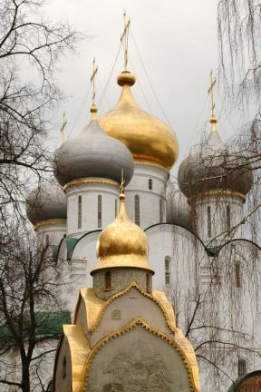 Na dalekiej Północy Kasia będzie szukać cerkwi, tyle że drewnianych. (Fot. Jakub Rybicki)