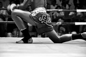 Muay Thai - zdjęcia z walki