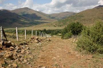 Autostop w Albanii